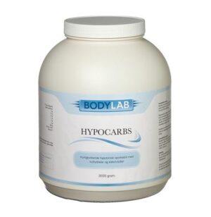 Kulhydrat pulver