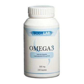 Fiskeolie piller Omega 3