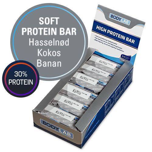 Soft Protein bar