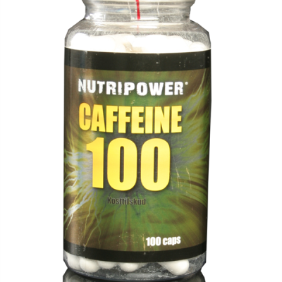 Nutripower Koffein tabletter