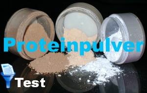 proteinpulvertest