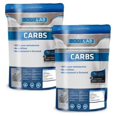 Bodylab Carbs 2x1 kg