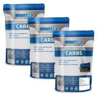 Bodylab Carbs 3x1 kg