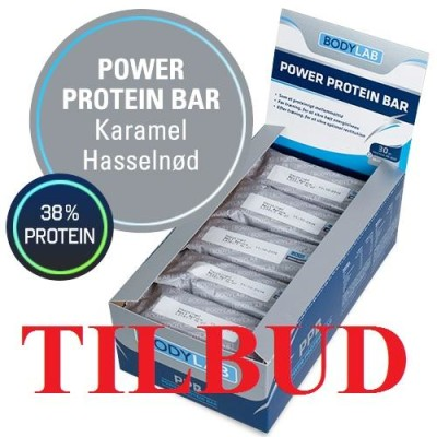 Bodylab Power Proteinbar 24 stk