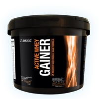 New actice weight gainer 4000 gram