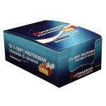Nutramino Soft Kokos chokolade proteinbar 25 stk