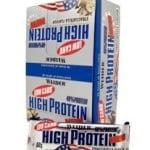 Weider LowCarb Proteinbar 25 stk kasse