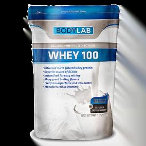 Bodylab Whey 100 - proteinpulver test vinder