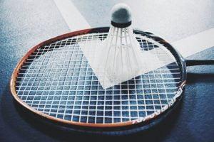 Tag proteinpulver efter badmintontræningen
